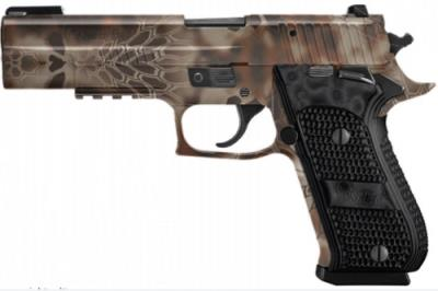 "P220 Match Elite 10mm 5"" 8+1 Hover"