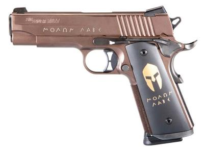 1911 Carry Spartan 45ACP 8rd 4 Hover