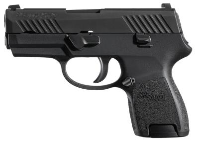P320 Blk 9mm Contrast Sght 12R Hover