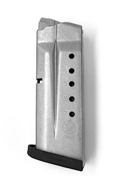 MP SHIELD 9MM MAG 7RD DISC