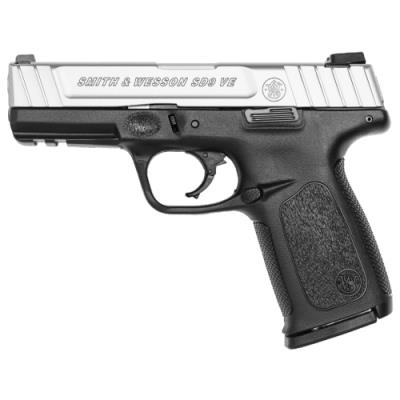 SD9 VE 9MM 4IN 16+1 SS/BLK