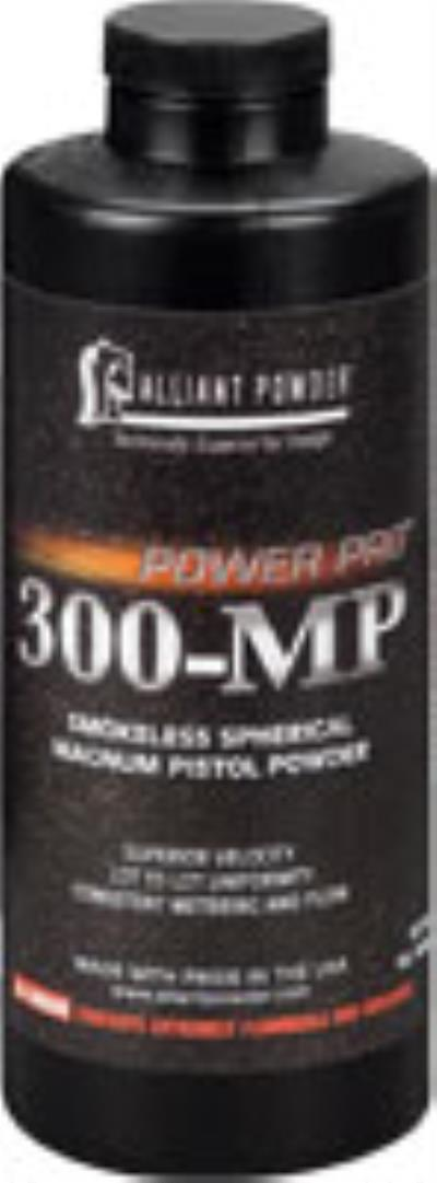 Power Pro 300MP Rifle Powder 1