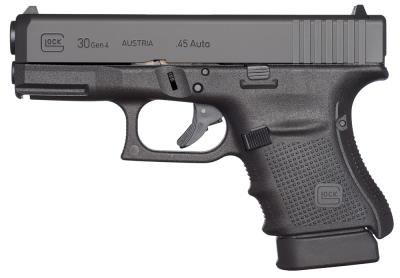 "G30 G4 45ACP Sub-Compact 3.7"" Hover"