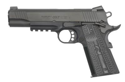 "1911 Govt w/Rail 5"" 9mm Hover"