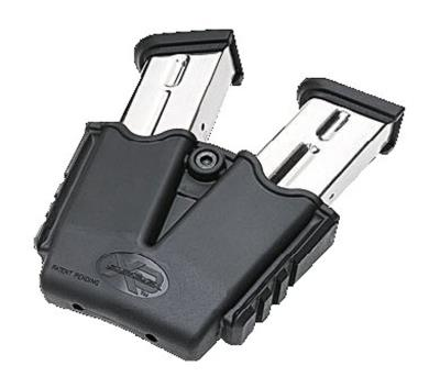DBL MAG POUCH 45 ACP XDM + XD Hover
