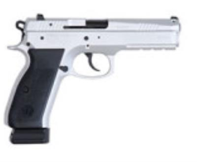 P-120 9MM CHROME 4.7IN