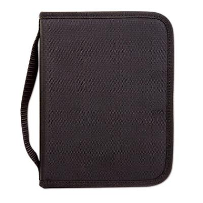 SMALL NOTEBOOK HLSTR BLK POLY