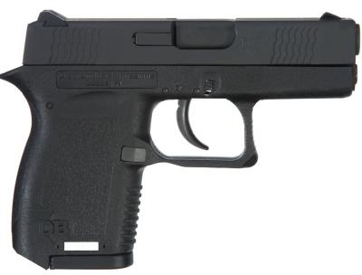 "DB9 EXNS 9mm 3"" 6+1 w/Night Si Hover"