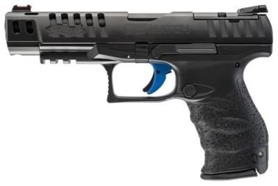 PPQ Q5 MATCH 9MM 5IN 15RD BLAC