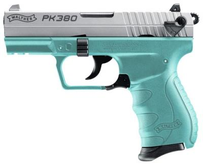 PK380 ANGEL BLUE 380ACP 3.66IN Hover