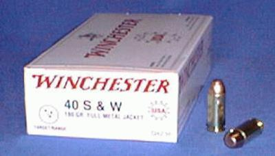 40 SW 180GR BONDED JHP 50PK AM Hover