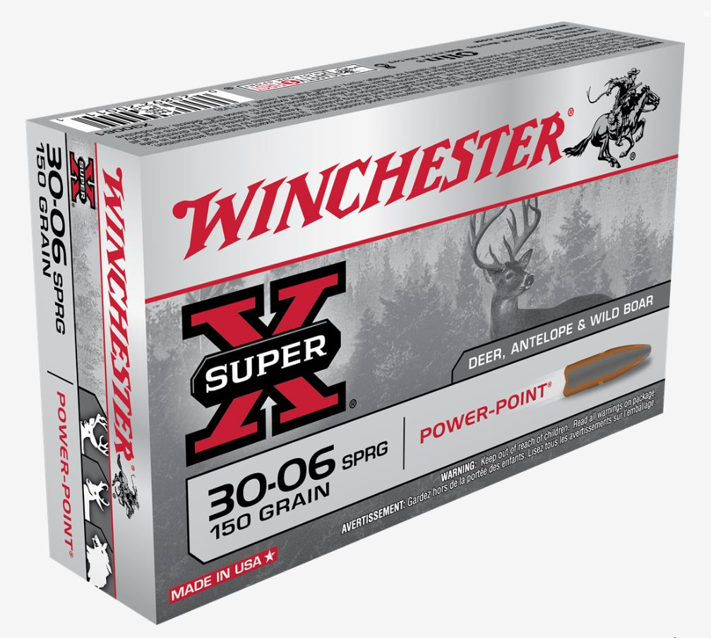 30-06 150GR POWER POINT 20PK S