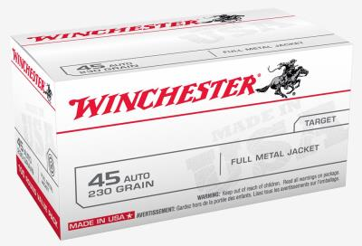 45 ACP 100-VALUE PK USA 230GR