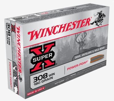 308 Win 180GR POWER POINT 20PK Hover