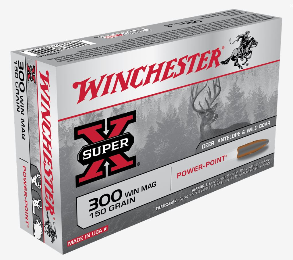 300 WM 150GR POWER POINT 20PK
