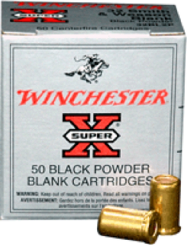 32 SW BLK POWDR BLANKS 50PK SU