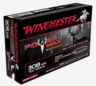 308 Win 150GR POWER MAX BONDED
