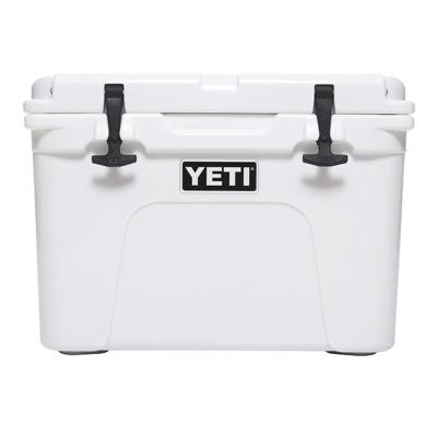 Tundra 35qt Cooler White