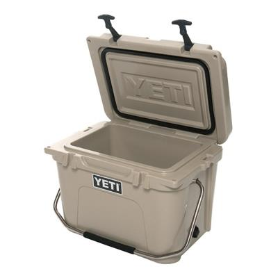 ROADIE 20QT COOLER TAN