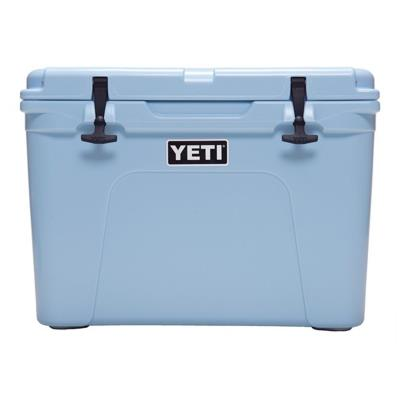 Tundra 50qt Cooler Blue