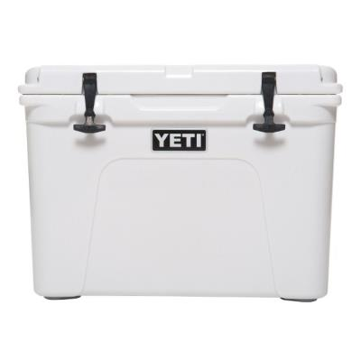 TUNDRA 50QT COOLER WHITE