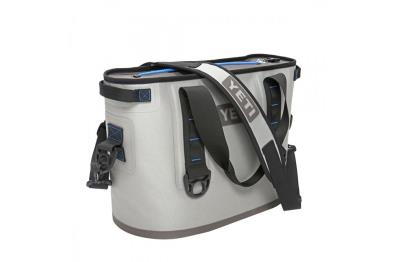 Hopper 20 Soft Cooler Gray