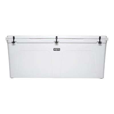 Tundra 420qt Cooler White Hover