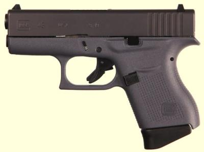 "G43 G3 9mm 3.39"" Gas Nitride G Hover"