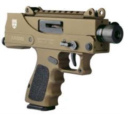 MASTERPIECE ARMS MPA Defender 9mm Carbine 16