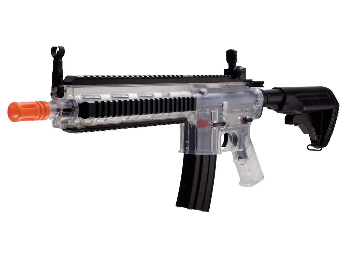 HK 416 - AEG, Clear