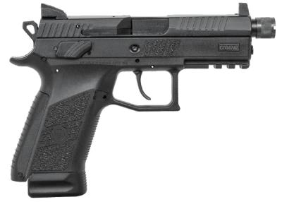 P-07 Suppressor-Ready 9mm 4.36