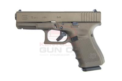 G19 GEN4 9MM Midnight Bronze Hover