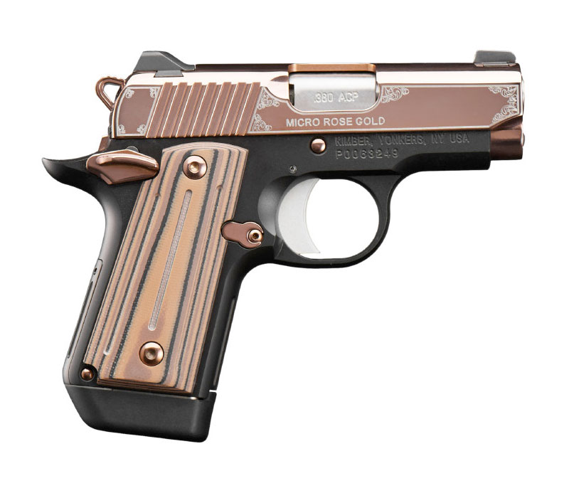 "Micro 9 Rose Gold 9mm 3.15"" 7"