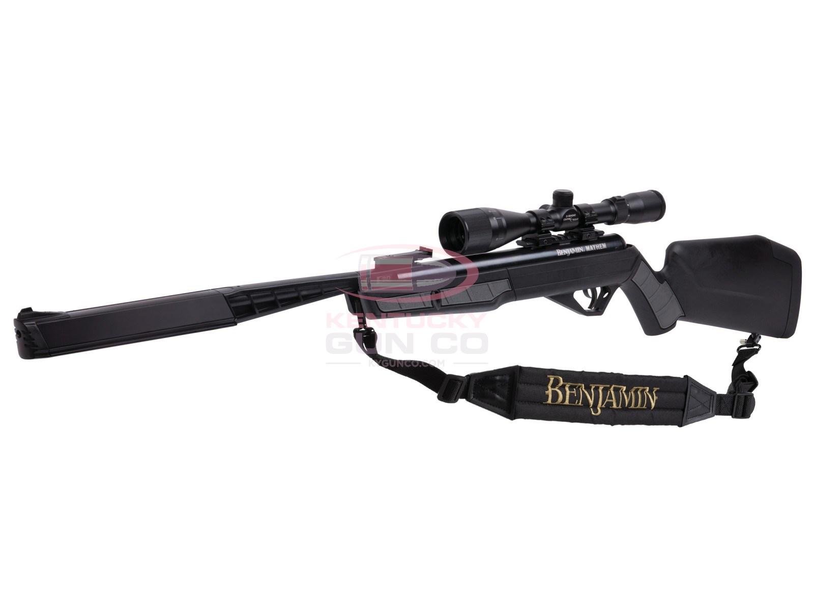 Mayhem NP2 SBD Air Rifle Combo