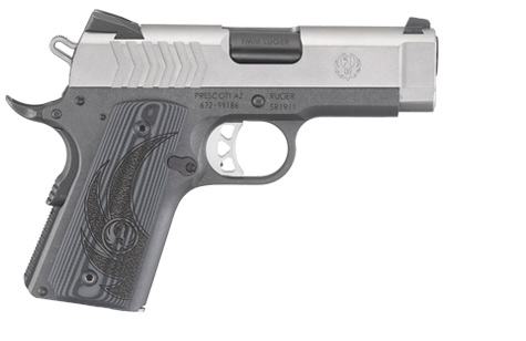 SR1911 Lightweight Officer Sty