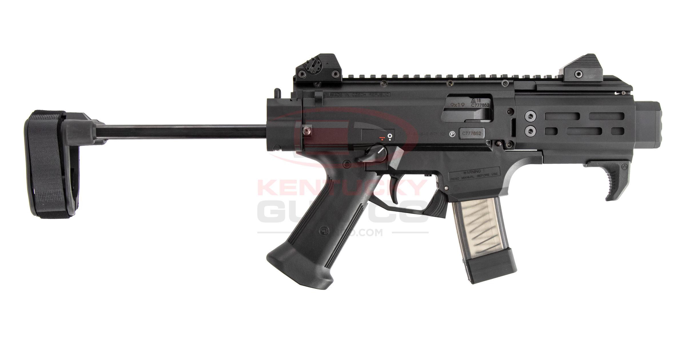 Scorpion EVO 3 S2 Pistol Micro