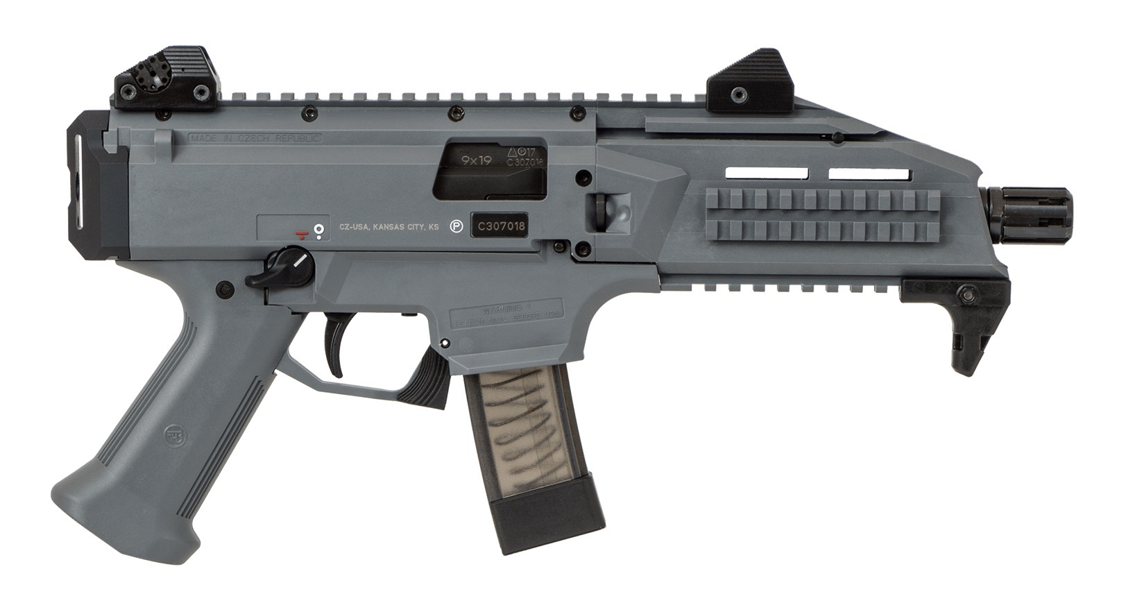 Scorpion EVO 3 S1 Battleship G