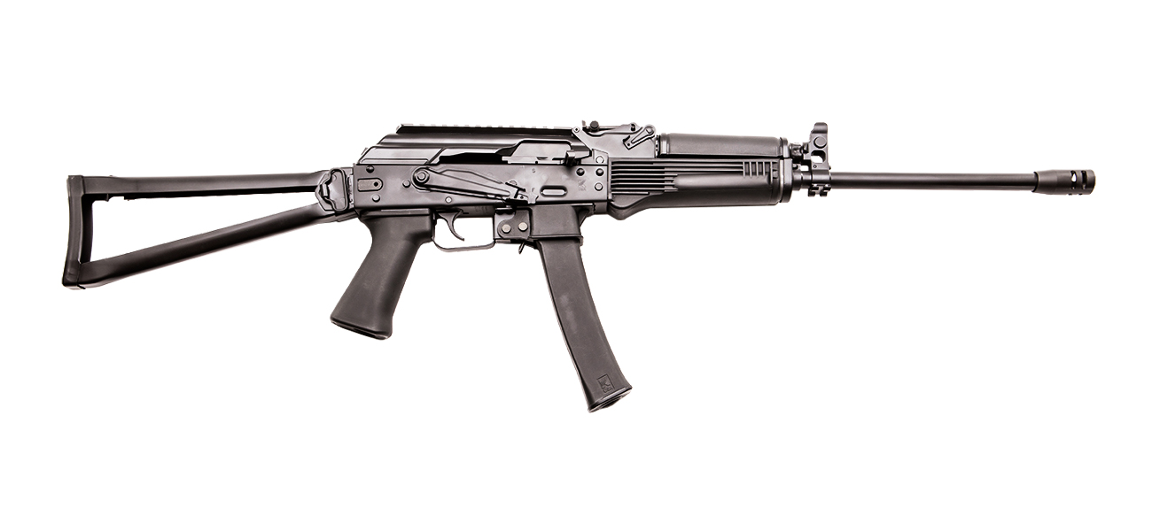 KR-9 9mm 16