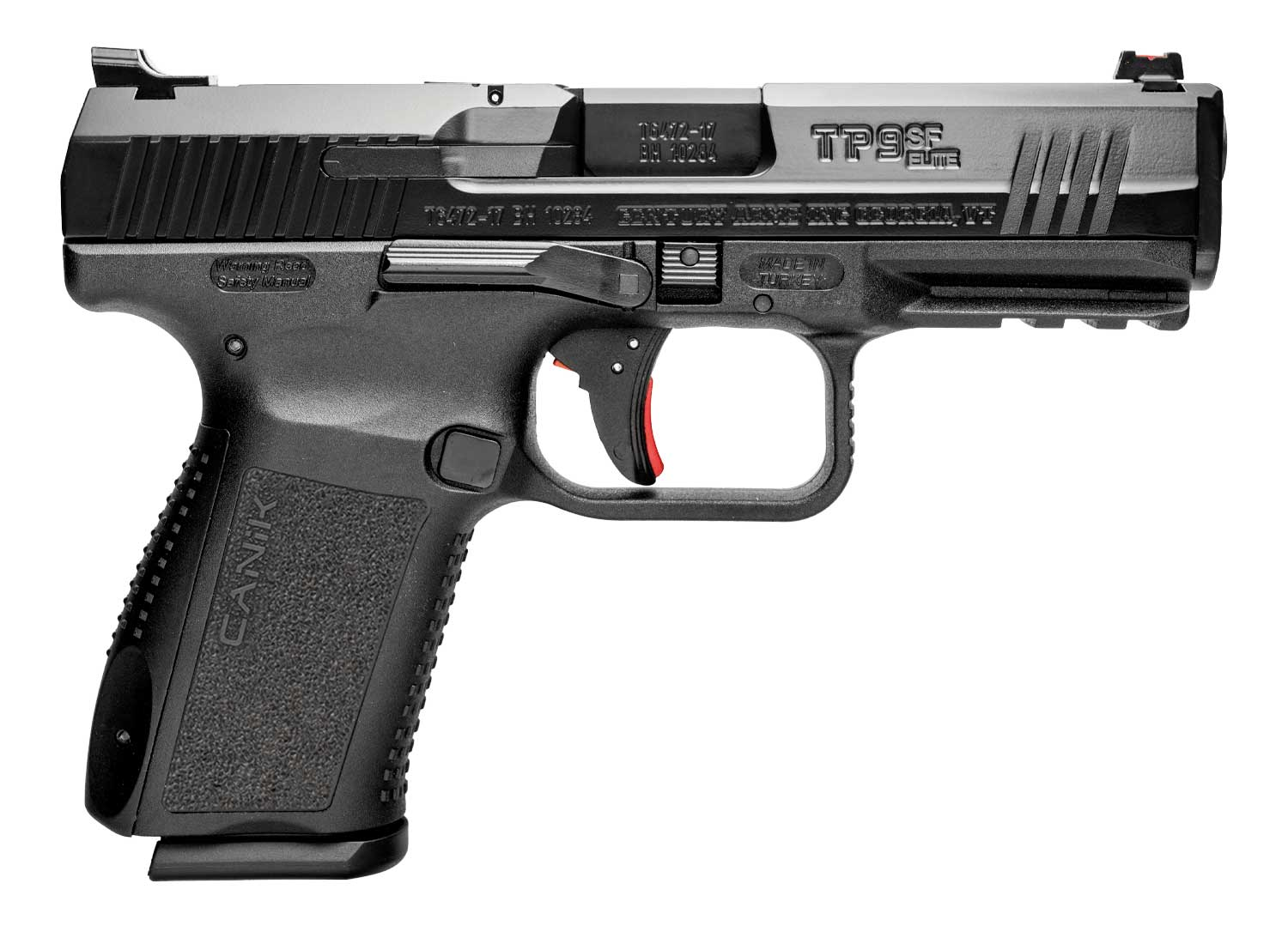 Century Arms P9SF SPECIAL FORCES ELITE ONE 9MM