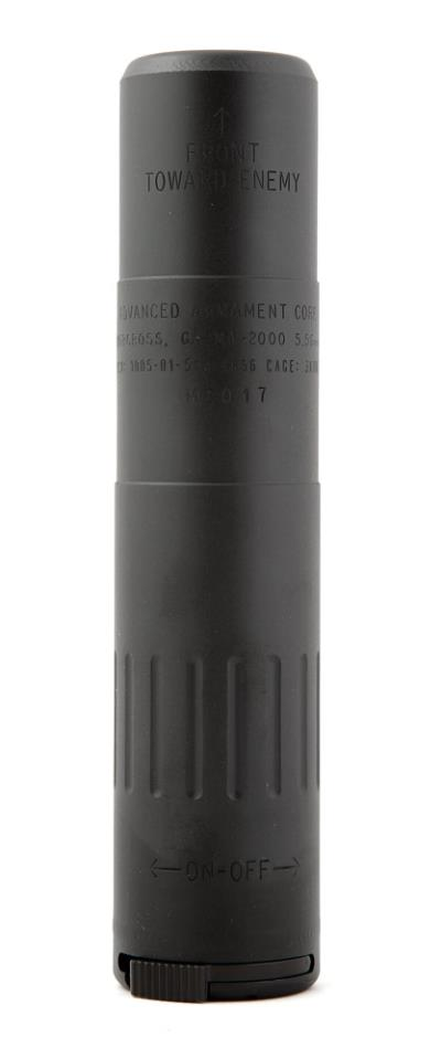 AAC M4-2000 RIFLE SILENCER