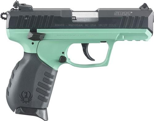 Sr22 Turquoise 22 Lr 35 Blue