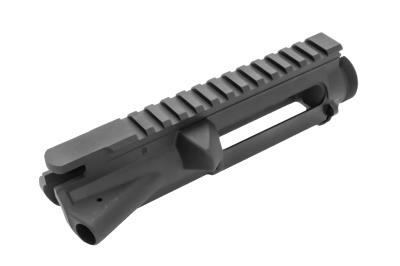 STRIPPED UPPER RECEIVER BLACK
