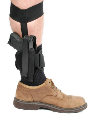 BLACKHAWK NYLON ANKLE HOLSTER-