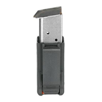 SINGLE STACK MAG CASE-MATTE BL