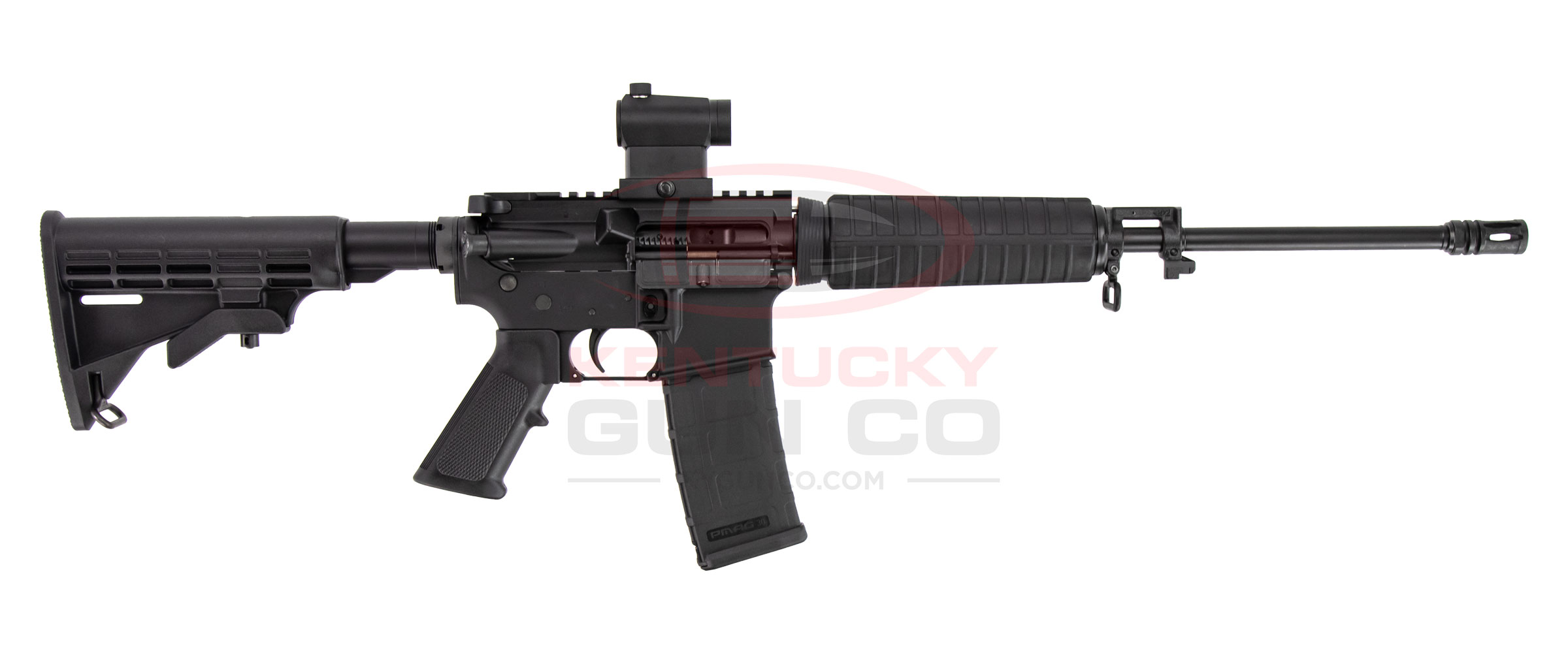 XM-15 QRC w/Mini Red Dot