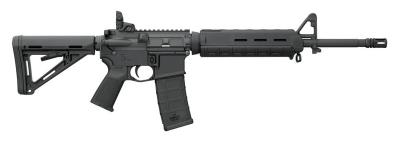 16 MOE .5.56 MID-LENGTH - BLK Hover