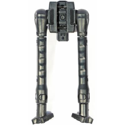 BIPOD 8-12IN LEGS W/UNDER BARR
