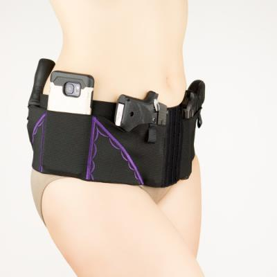 Classic Hip Hugger Holster Pur