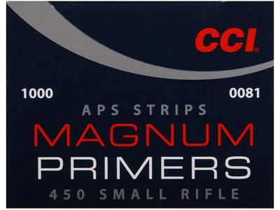 APS 450 Mag Small Rifle Strips