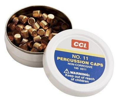 #11 Percussion CAPS 100rd